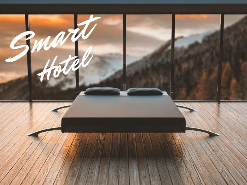 Top 10 khách sạn thông minh trên toàn thế giới