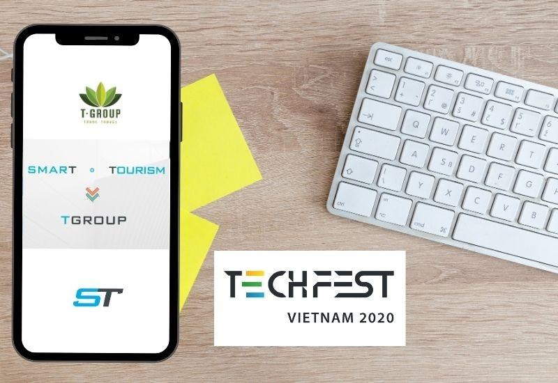 Cuộc thi tìm kiếm tài năng khởi nghiệp đổi mới sáng tạo quốc gia - TECHFEST 2020 đã diễn ra thành công tốt đẹp, dự án Smartourism vào top 60 của sự kiện